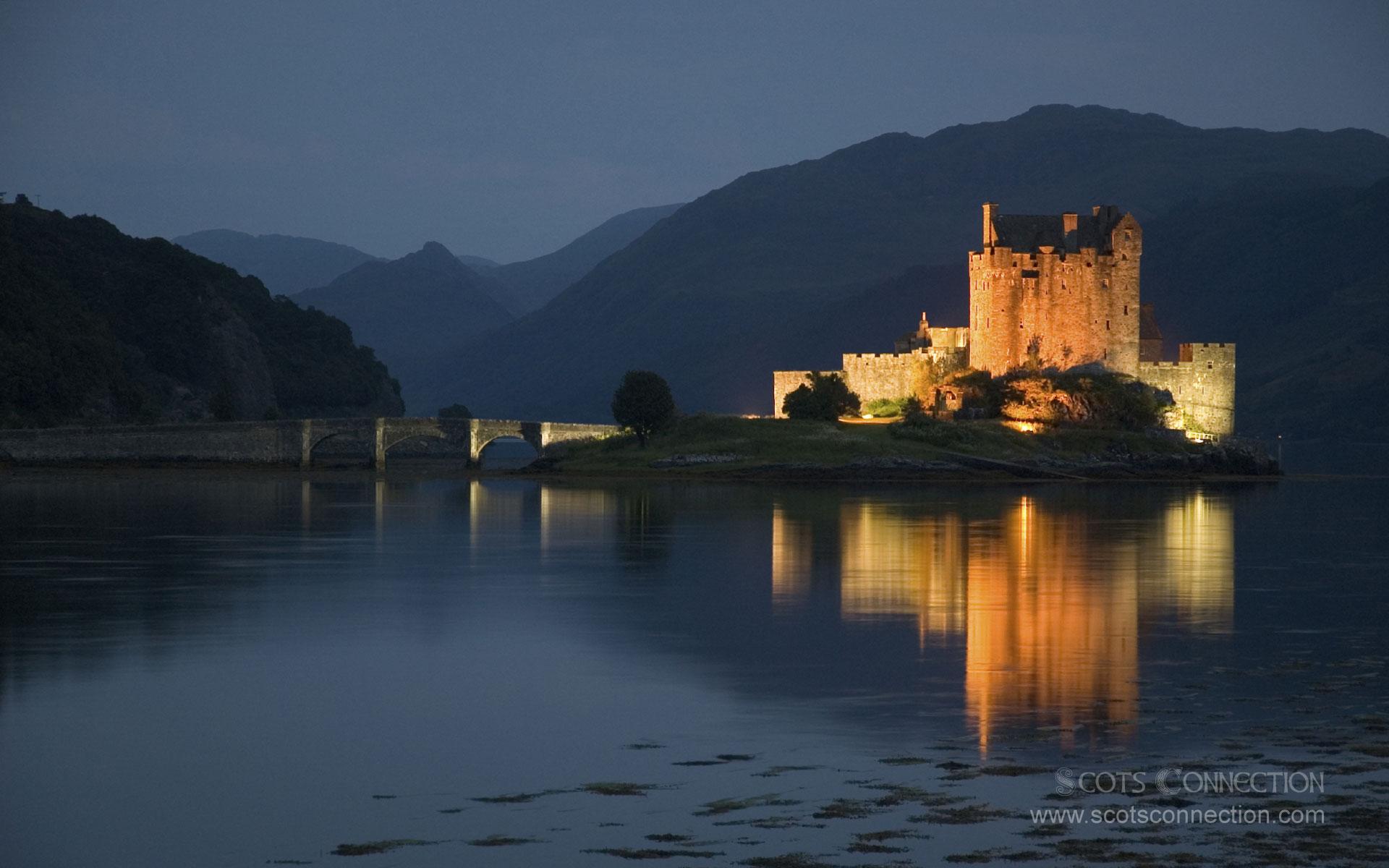 1366x768 eilean donan castle - photo #15