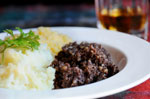 Haggis, neeps and 