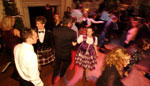Burns Night ceilidh dance.