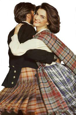 Burns Night Guide Ceremony Overview Which Tartans to Wear | Scots Connection