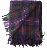 Cameron of Erracht Tartan Blanket Throw