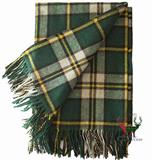Cape Breton Tartan Throw
