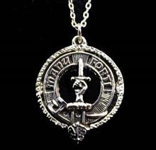Clan crest pendants scottish surname gifts scots connection clan crest pendant aloadofball Images