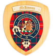 Clan Crest Small - Light