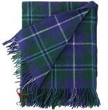 Douglas Tartan Throw/Blanket