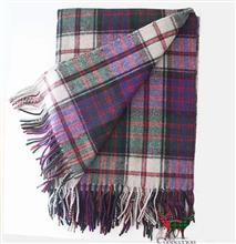 MacDonald Dress Tartan Blanket