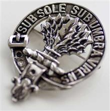 Clan Badge Irvine