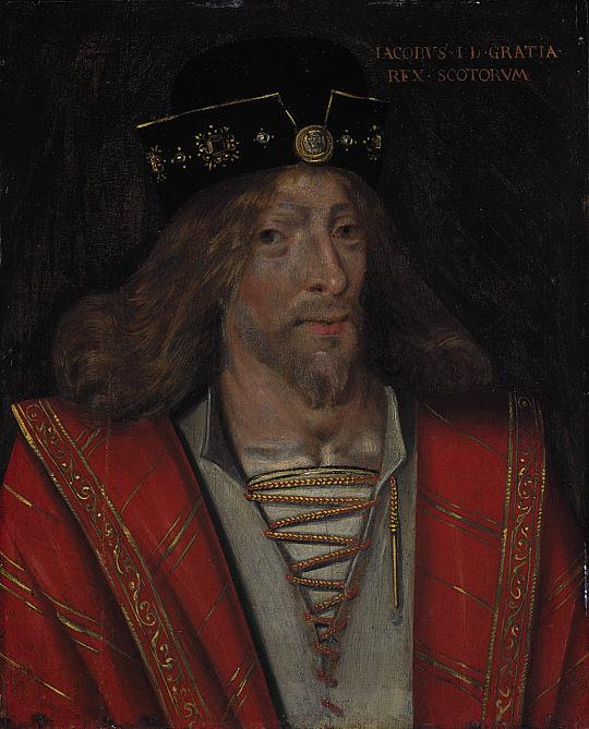 King james scotland homosexual marriage